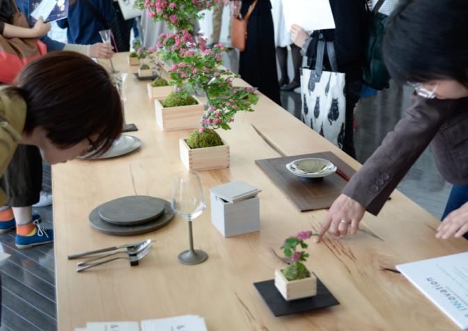 生態デザインテーブル