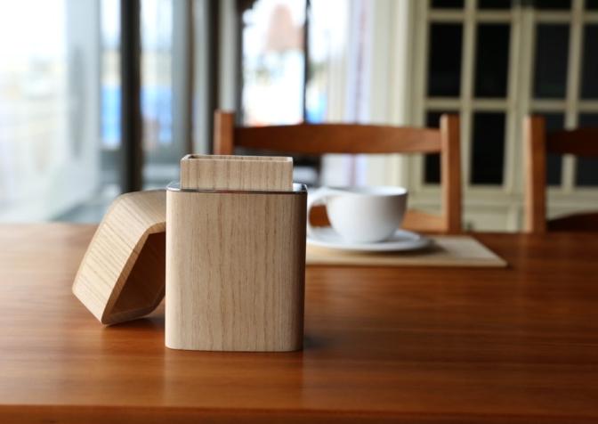 KIRI Coffee Canister