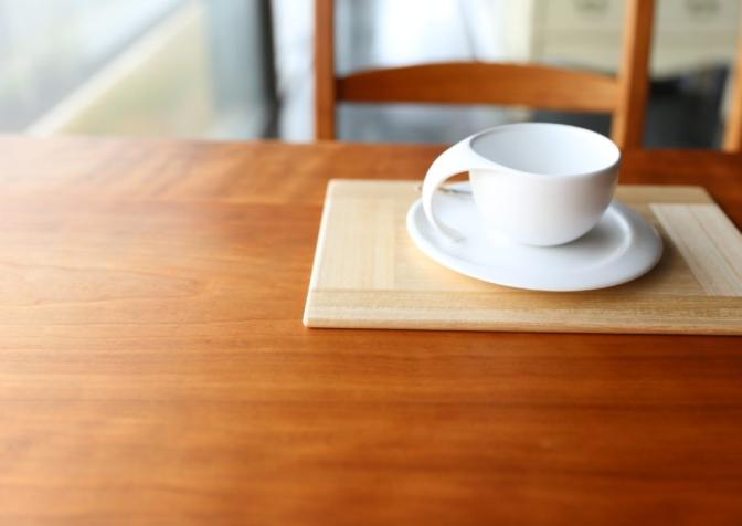 KIRI Tea Mat Clear