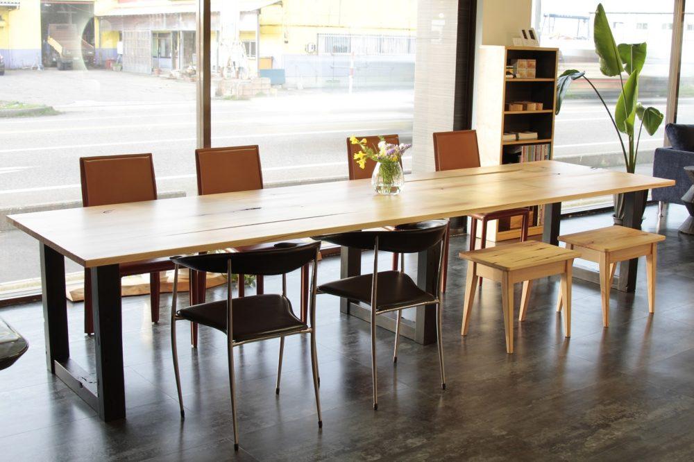 生態デザインテーブル1