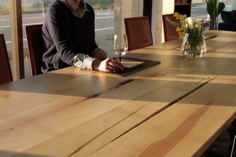 生態デザインテーブル5