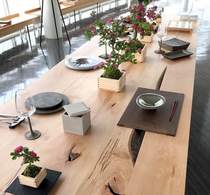 生態デザインテーブル6