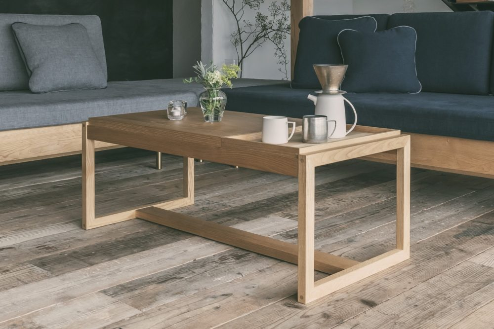 Patina, Tray Table(ソファ前)
