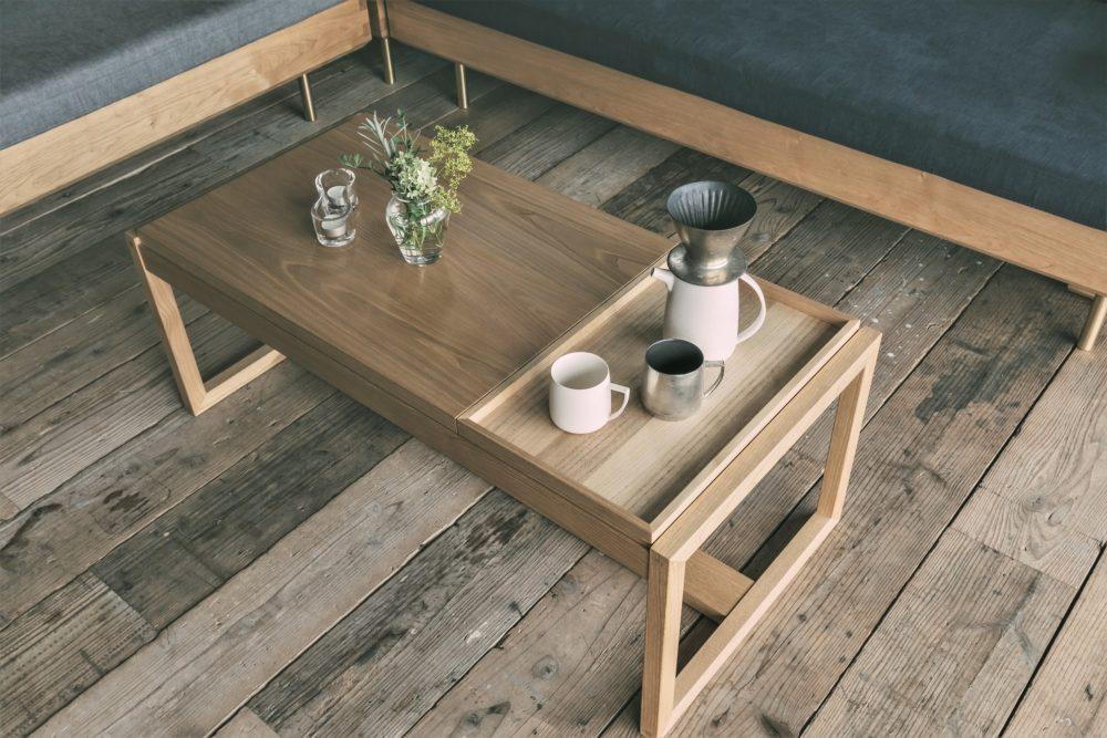 Patina, Tray Table