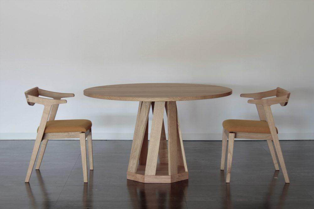 Patina, Round table